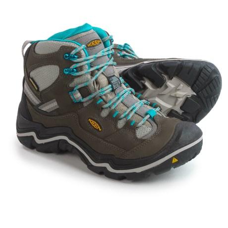 photo: Keen Women's Durand Waterproof Mid hiking boot
