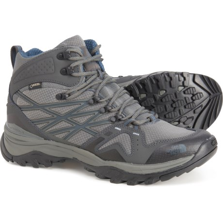 photo: The North Face Hedgehog Fastpack Mid Gore-Tex hiking boot