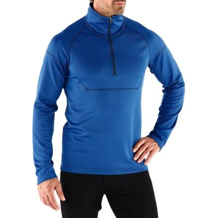 REI Heavyweight Half-Zip Shirt