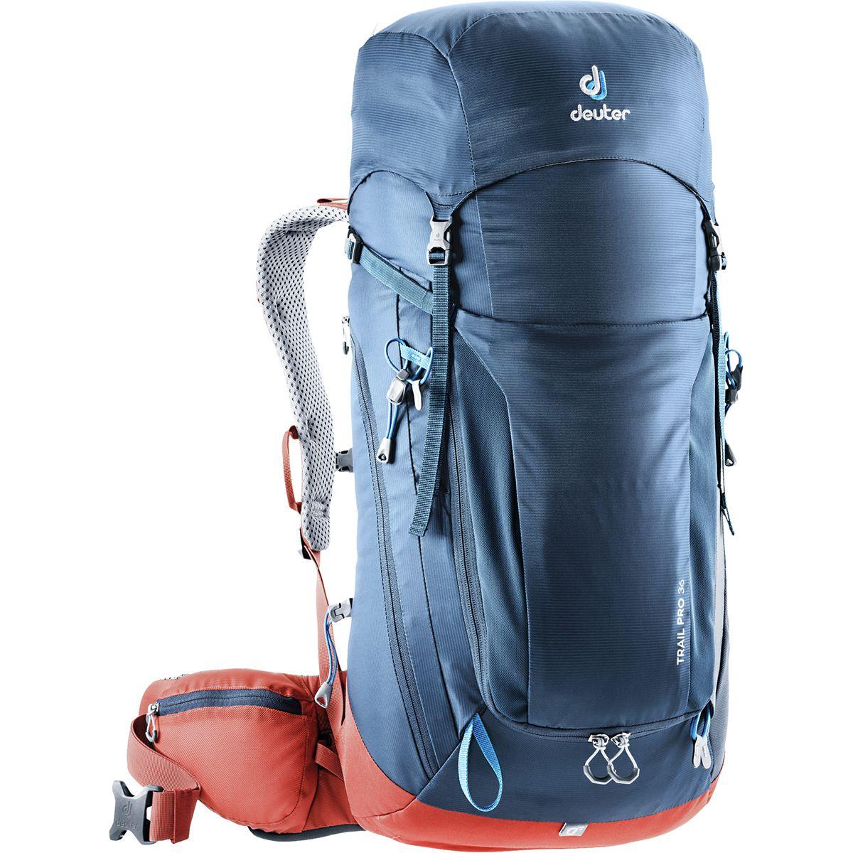photo: Deuter Trail Pro 36 overnight pack (35-49l)