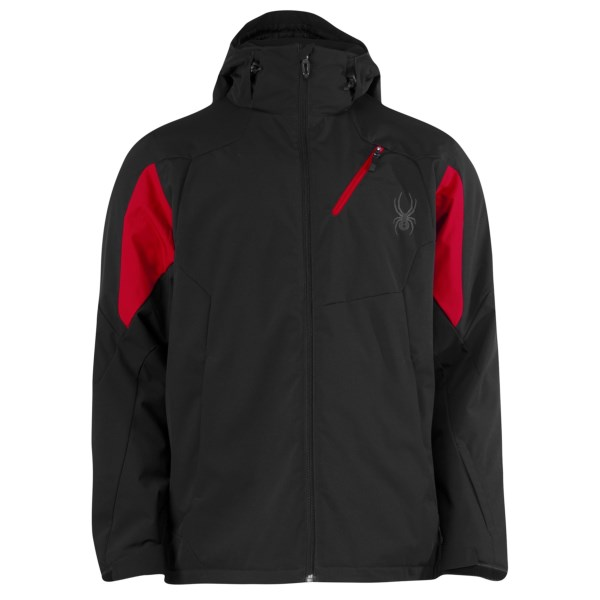 photo: Spyder Scout Jacket snowsport jacket