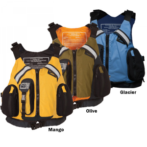 photo: Kokatat MsFit Tour life jacket/pfd