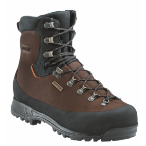 photo of a AKU backpacking boot