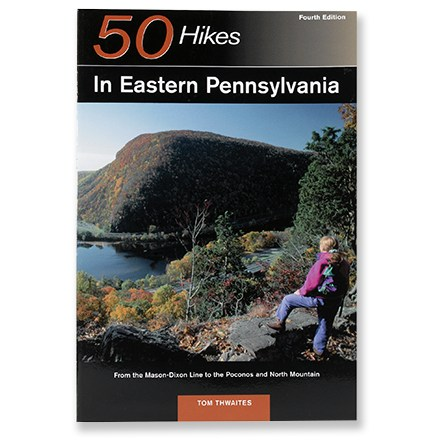 photo: Countryman Press 50 Hikes In Eastern Pennsylvania us northeast guidebook