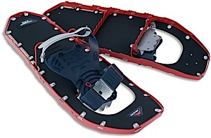 photo: MSR Lightning Axis backcountry snowshoe