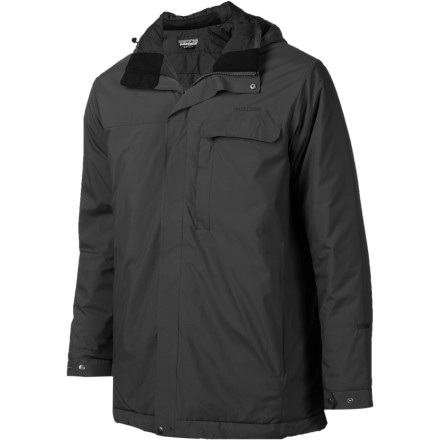 photo: Patagonia Conifer Parka synthetic insulated jacket
