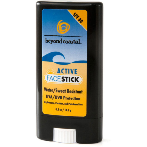 photo: Beyond Coastal Active Face Stick SPF 30 sunscreen