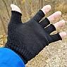 photo: Icebreaker Fingerless Merino Wool Gloves