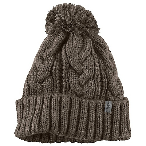 photo: The North Face Rigsby Pom Pom Beanie winter hat