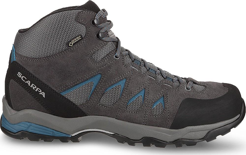 photo: Scarpa Moraine Mid GTX hiking boot