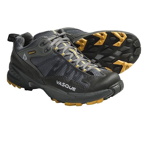 photo: Vasque Velocity GTX trail running shoe