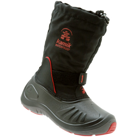 photo: Kamik Boys' Shadow Boot winter boot