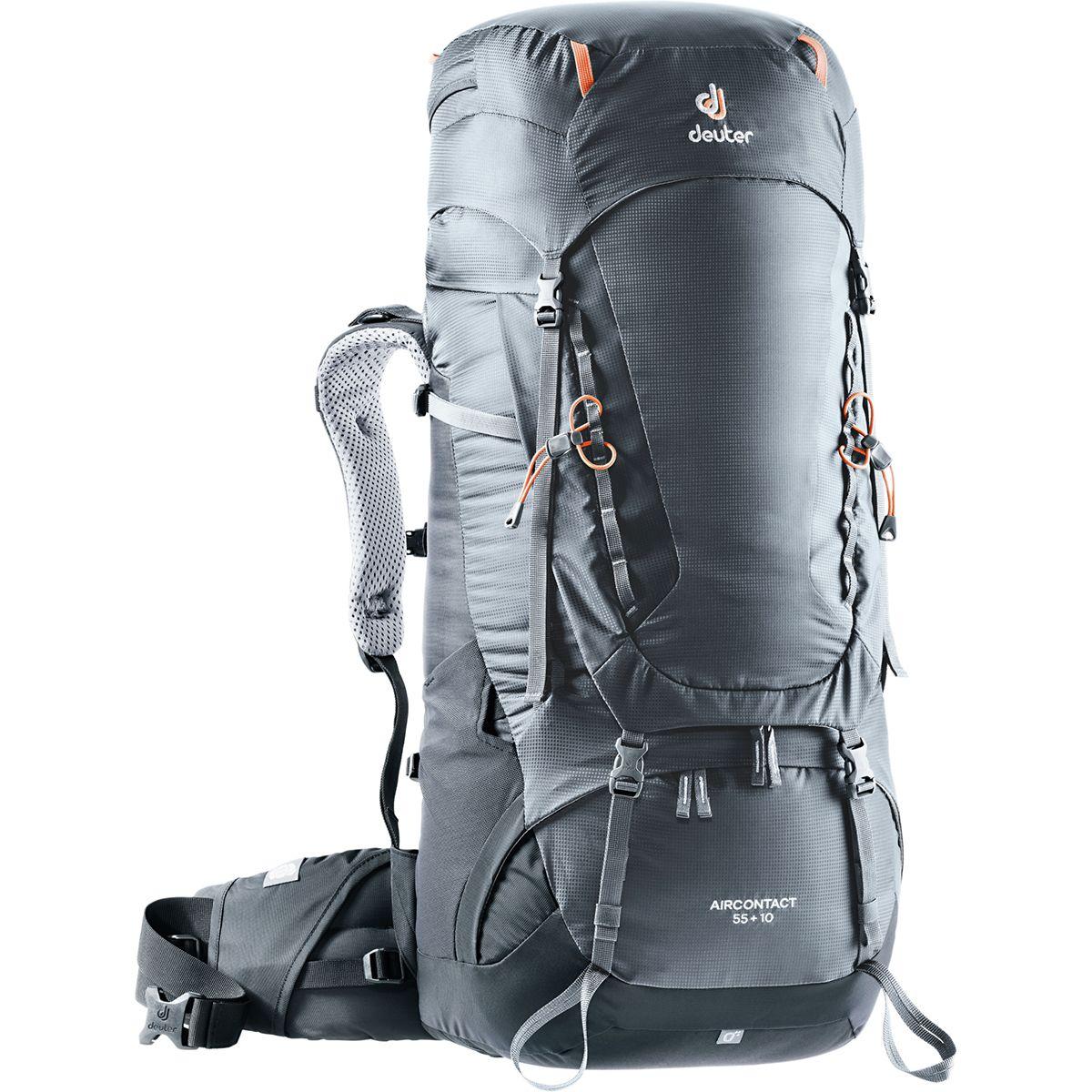 photo: Deuter Aircontact 55+10 weekend pack (50-69l)