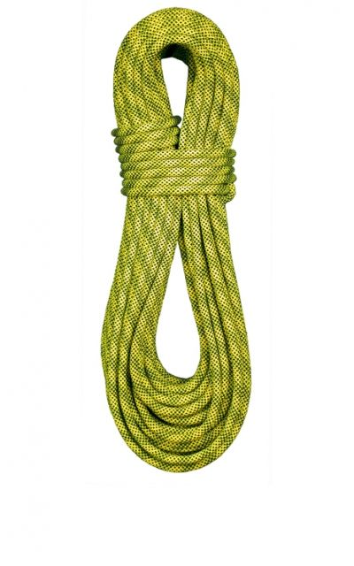 photo: BlueWater Ropes 9.7mm Lightning Pro dynamic rope