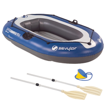 photo: Sevylor Caravelle 2 Person Boat recreational raft