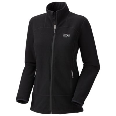 photo: Mountain Hardwear Women's Toasty Tweed Fleece Jacket fleece jacket