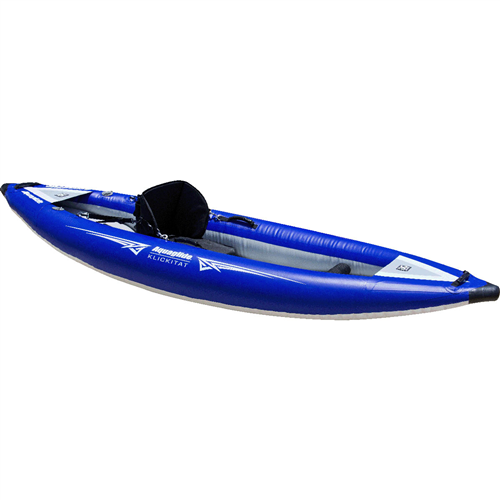 photo: Aquaglide Klickitat HB One inflatable kayak