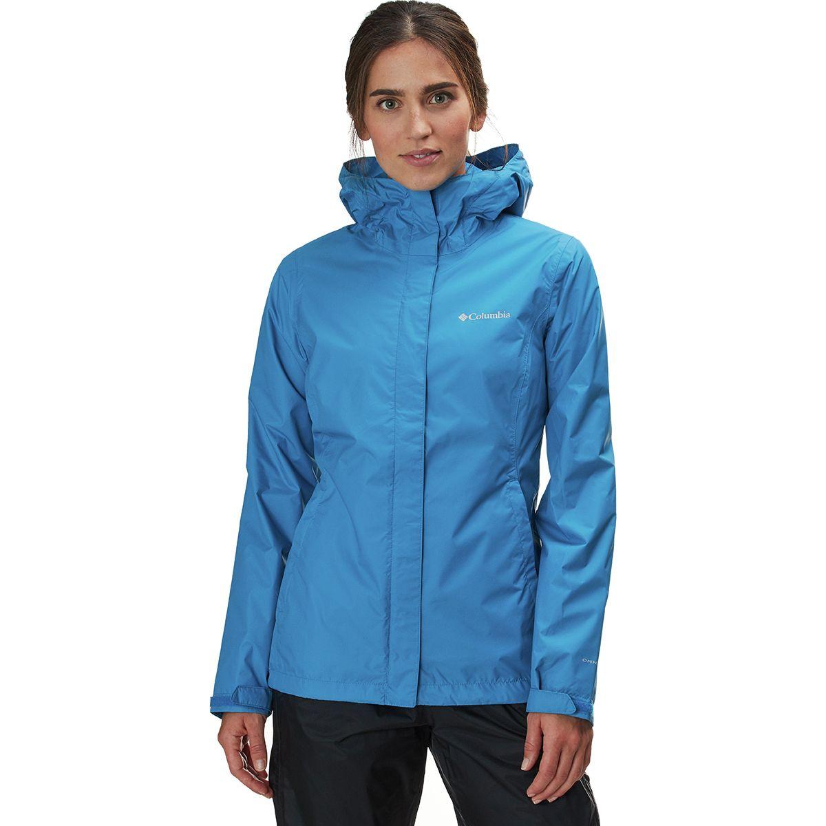 photo: Columbia Arcadia II Jacket waterproof jacket
