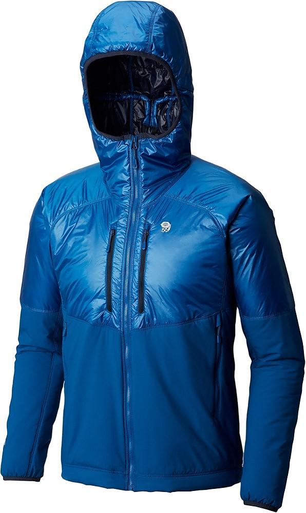 photo: Mountain Hardwear Kor Strata Alpine Hoody synthetic insulated jacket