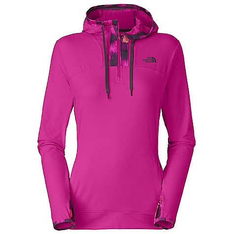 photo: The North Face Cypress 1/2 Zip Hoodie long sleeve performance top