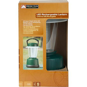 Ozark Trail LED Rechargeable Lantern