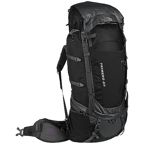 photo: The North Face Primero 85 expedition pack (70l+)