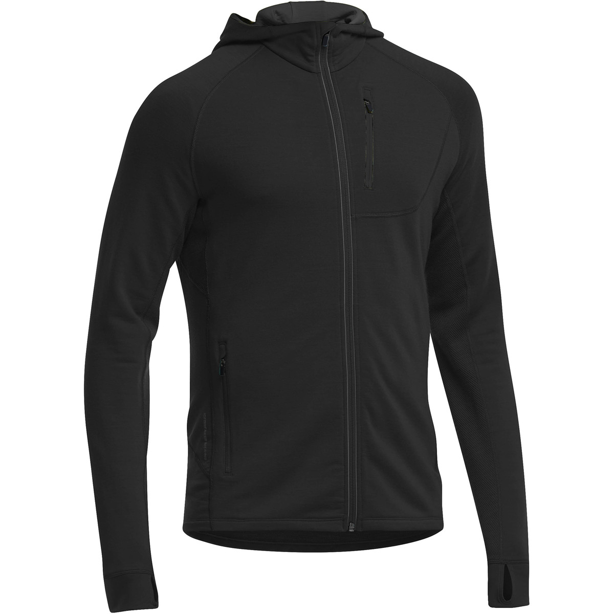 photo: Icebreaker Quantum Hood long sleeve performance top