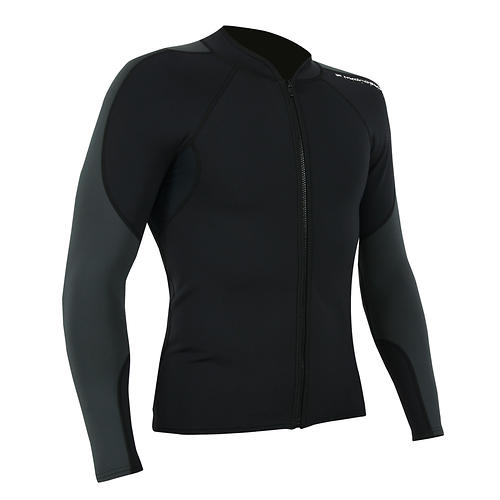 photo: NRS HydroSkin Jacket long sleeve paddle jacket