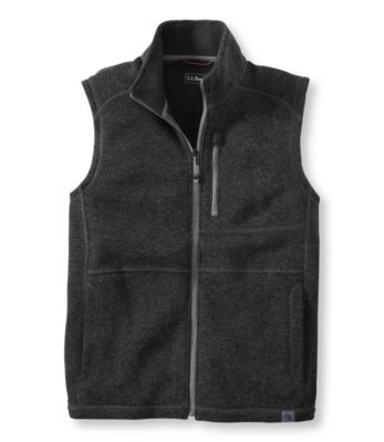 photo: L.L.Bean Wool Tek Vest wool vest