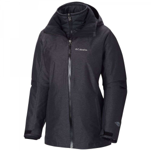 photo: Columbia Women's Whirlibird Interchange Jacket component (3-in-1) jacket
