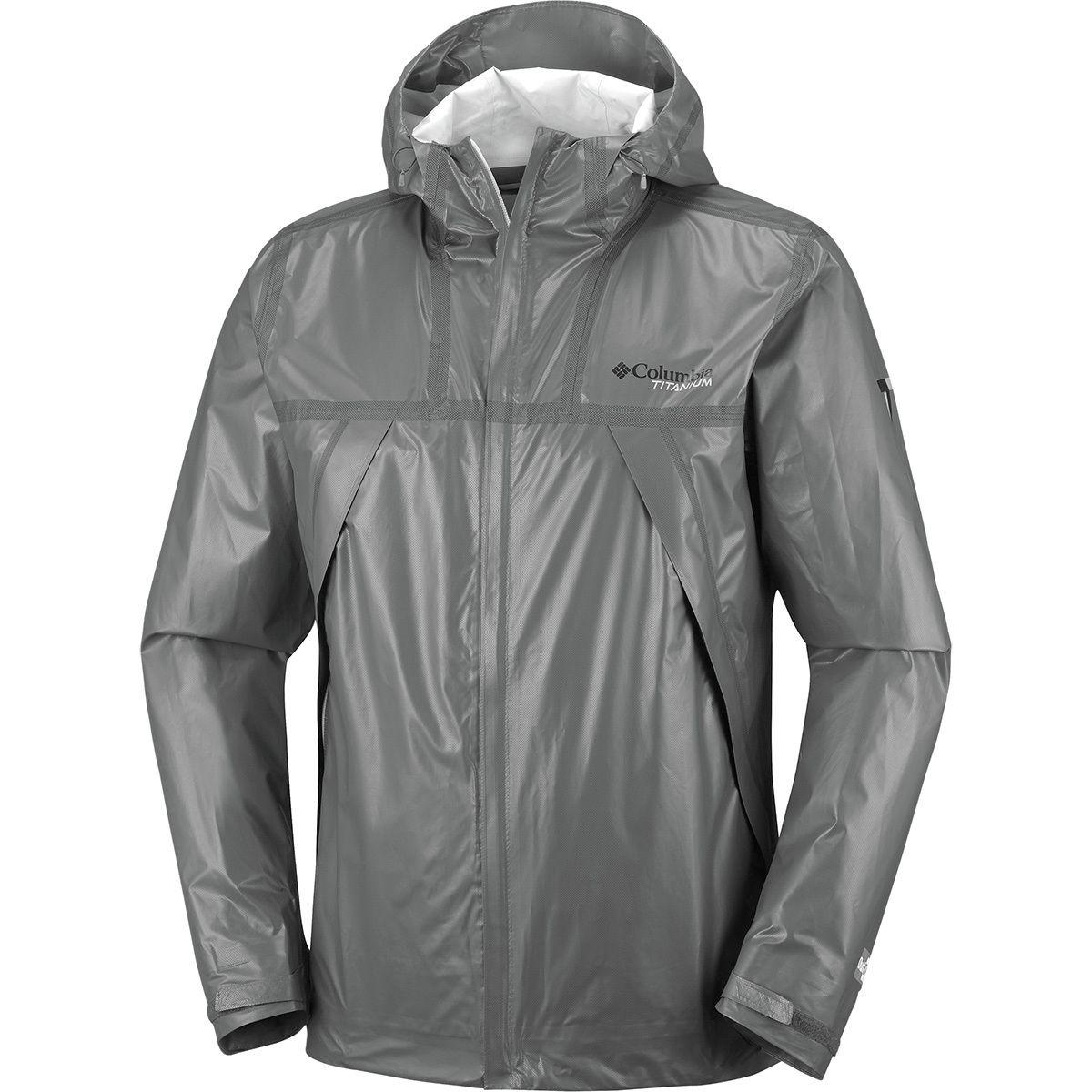 photo: Columbia Men's OutDry Ex Eco Jacket waterproof jacket