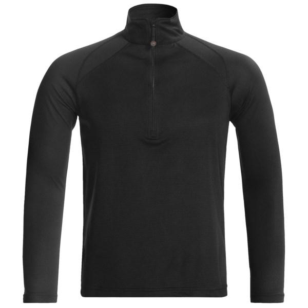 photo: Terramar Helix Half-Zip Shirt long sleeve performance top