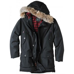 photo: Woolrich Arctic Parka down insulated jacket