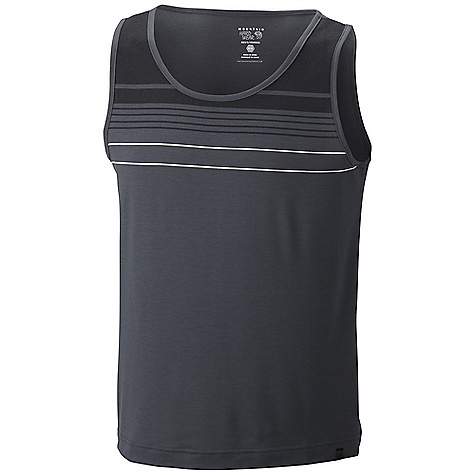photo: Mountain Hardwear Soul Slinger Tank short sleeve performance top