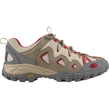 photo: The North Face Women's Vindicator trail shoe