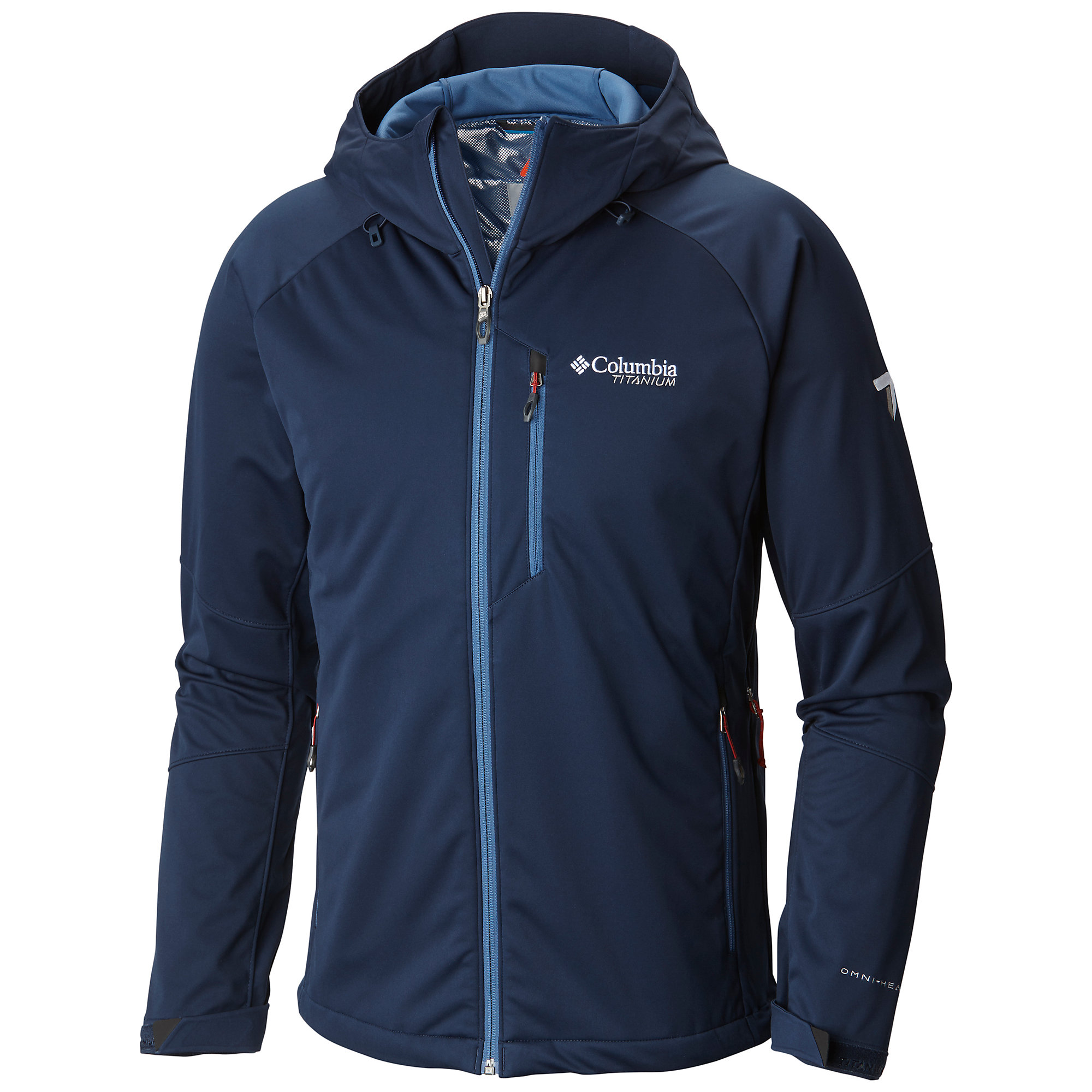 Columbia Zonafied Softshell
