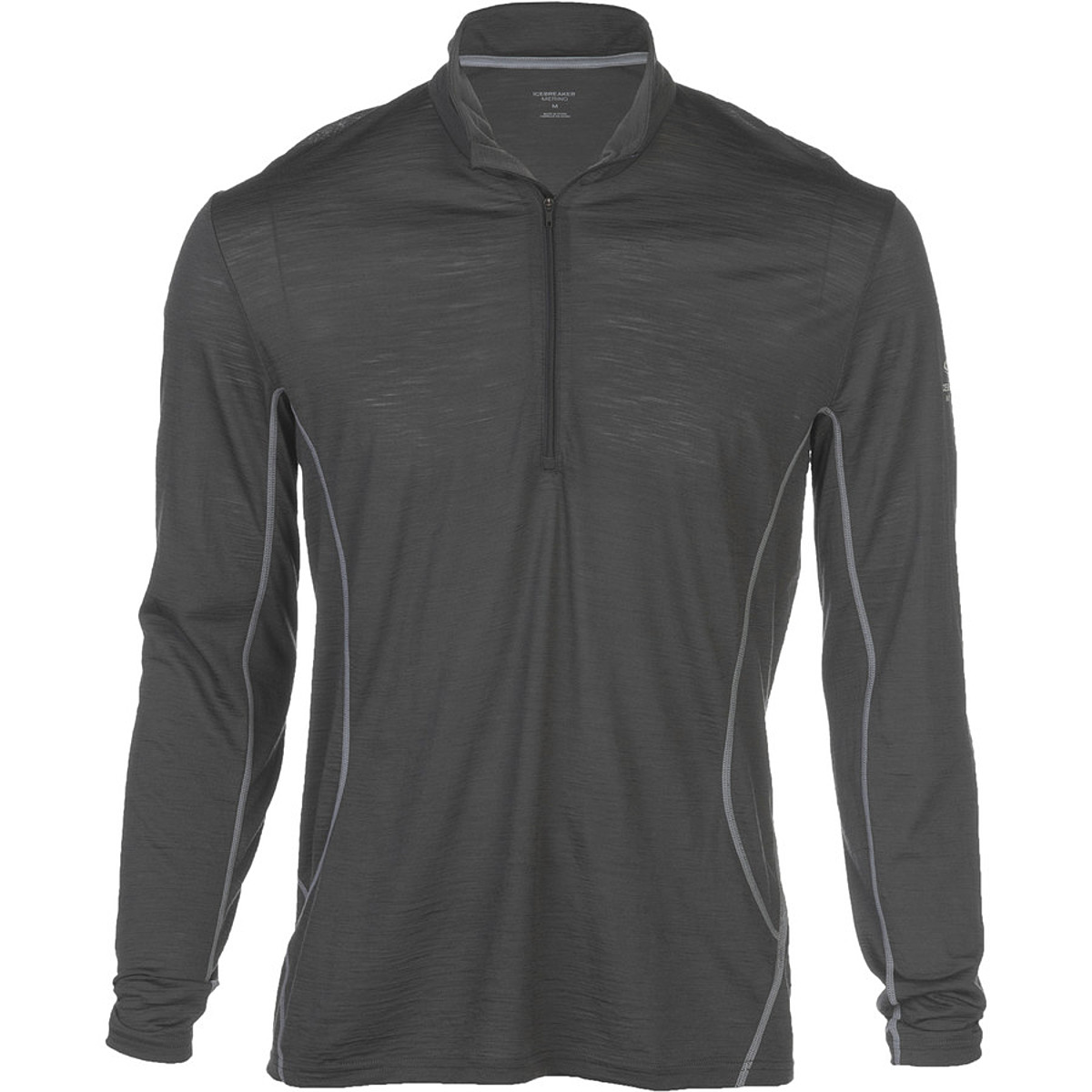 photo: Icebreaker Aero Long Sleeve Half Zip long sleeve performance top