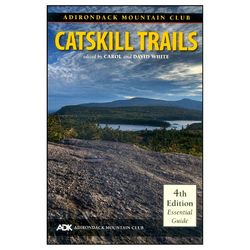 photo: Adirondack Mountain Club Guide to Catskill Trails us northeast guidebook