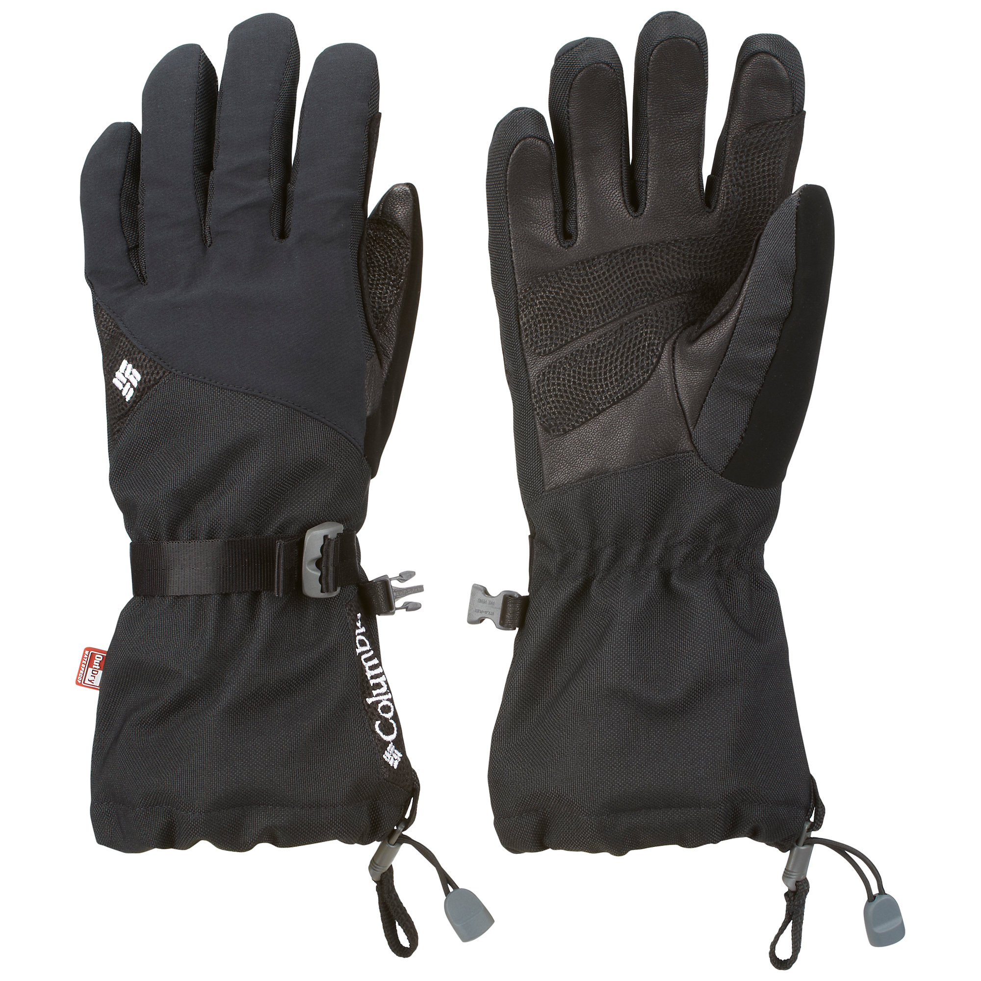photo: Columbia Kiry Neve Glove soft shell glove/mitten