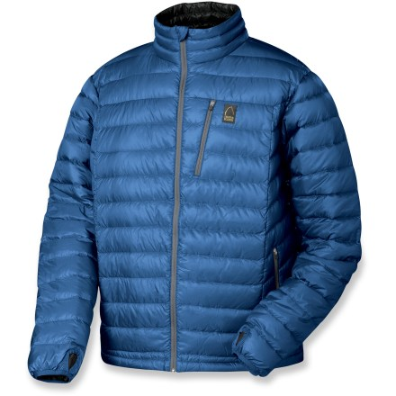 photo: Sierra Designs Gnar down insulated jacket