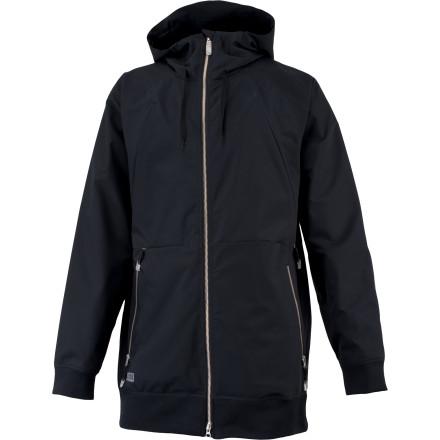 photo: Spyder Joody Shell Jacket snowsport jacket