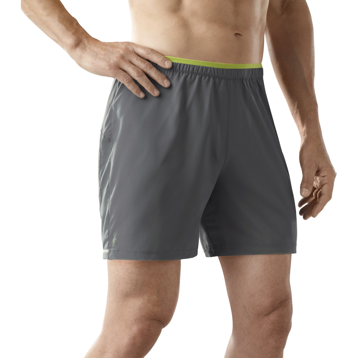 photo: Smartwool PhD Run Short active short