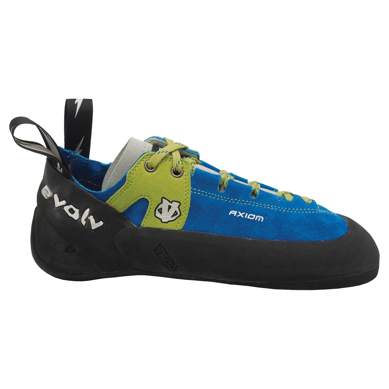 photo: evolv Axiom climbing shoe