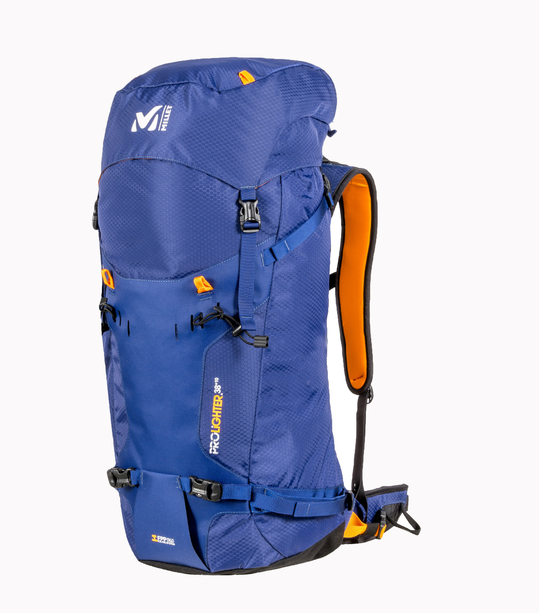 photo: Millet Prolighter 38+10 overnight pack (2,000 - 2,999 cu in)