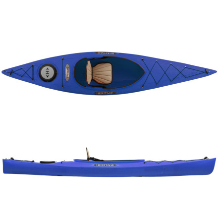 photo: Heritage Kayaks FeatherLite 12 recreational kayak