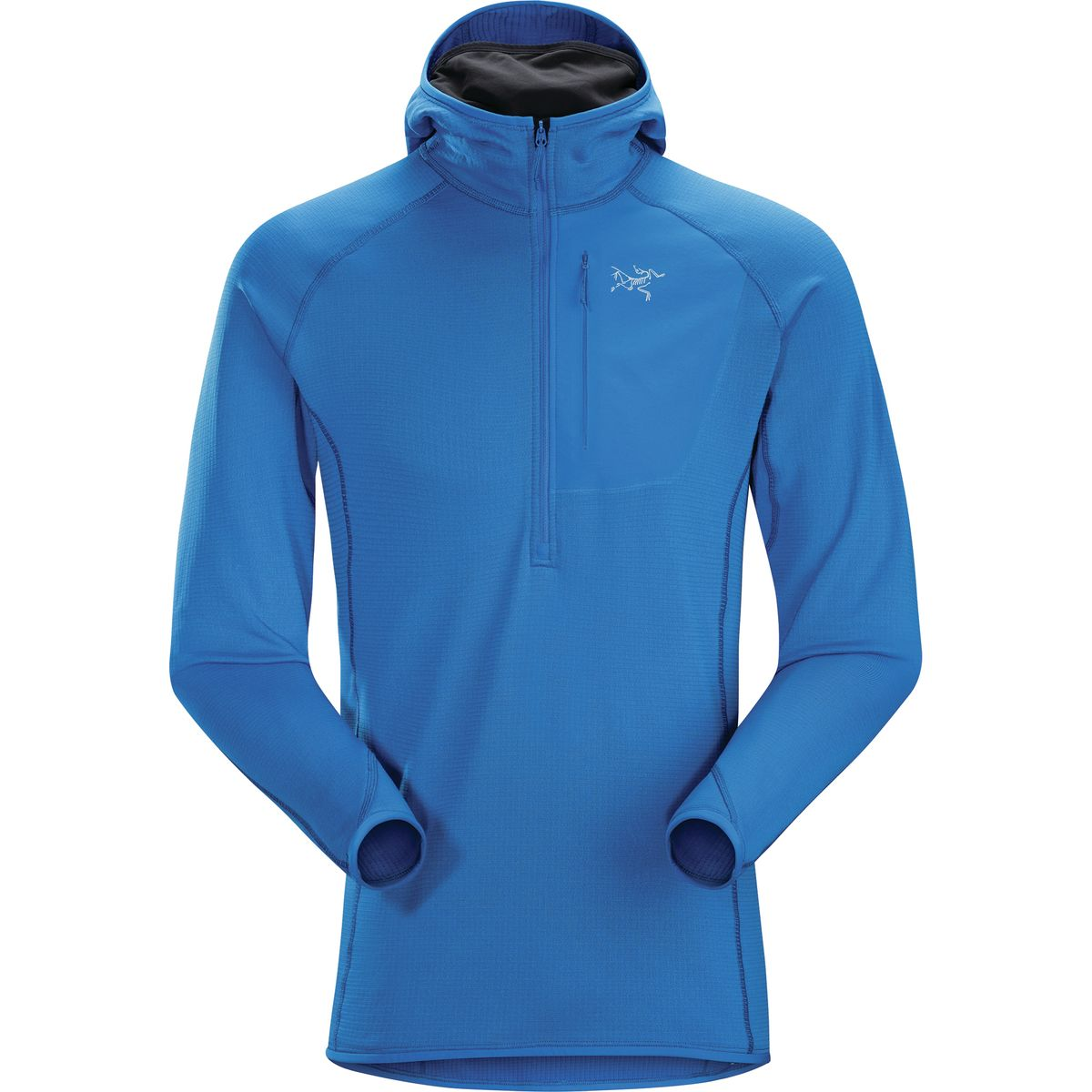 photo: Arc'teryx Konseal Hoody fleece top