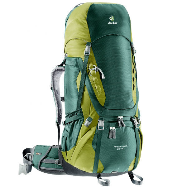 photo: Deuter Aircontact 65+10 weekend pack (50-69l)