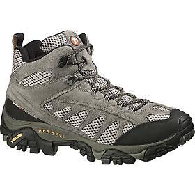 photo: Merrell Men's Mesa Ventilator II Mid hiking boot