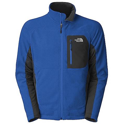 photo: The North Face Men's Quantum Jacket fleece jacket