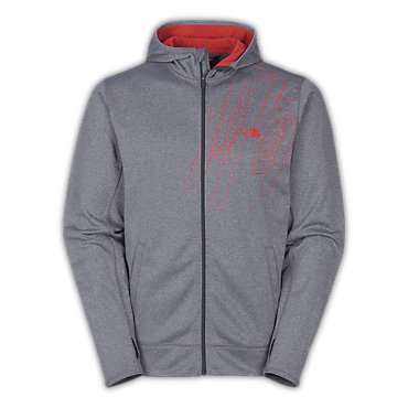 The North Face Surgent Printed Full Zip Hoodie